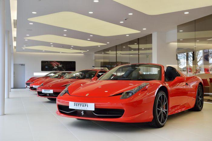 Garanzia Ferrari: con New Power fino a 12 anni