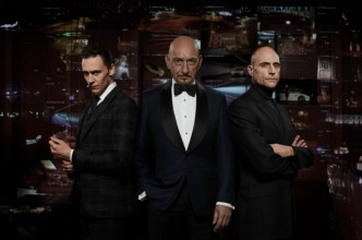 JAGUAR'S 'RENDEZVOUS', STARRING SIR BEN KINGSLEY, TOM HIDDLESTON AND MARK STRONG MAKES UK BROADCAST