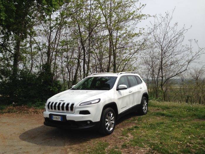 Jeep Cherokee 2014 la nostra prova su strada e in off-road a Balocco 001