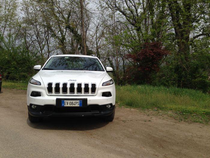Jeep Cherokee 2014 la nostra prova su strada e in off-road a Balocco 002