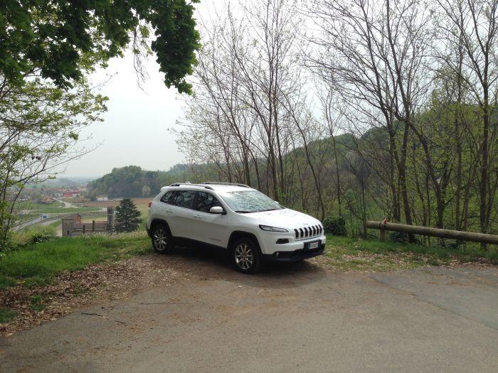 Jeep Cherokee 2014 la nostra prova su strada e in off-road a Balocco 007