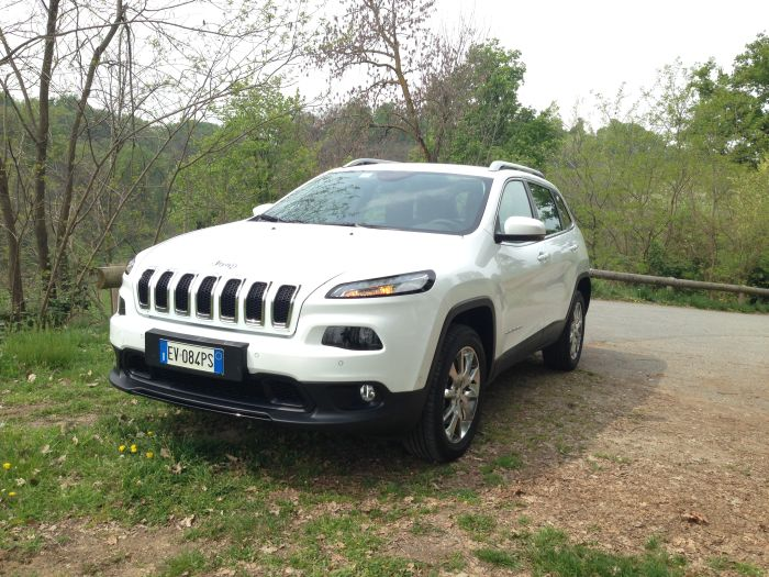 Jeep Cherokee 2014 la nostra prova su strada e in off-road a Balocco 008