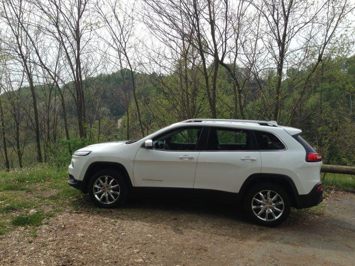 Jeep Cherokee 2014 la nostra prova su strada e in off-road a Balocco 009
