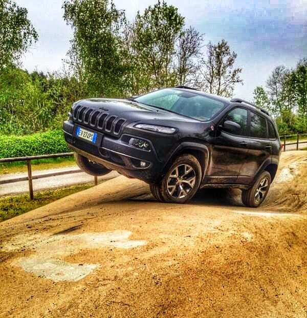 Jeep Cherokee 2014: la nostra prova su strada e in off-road a Balocco