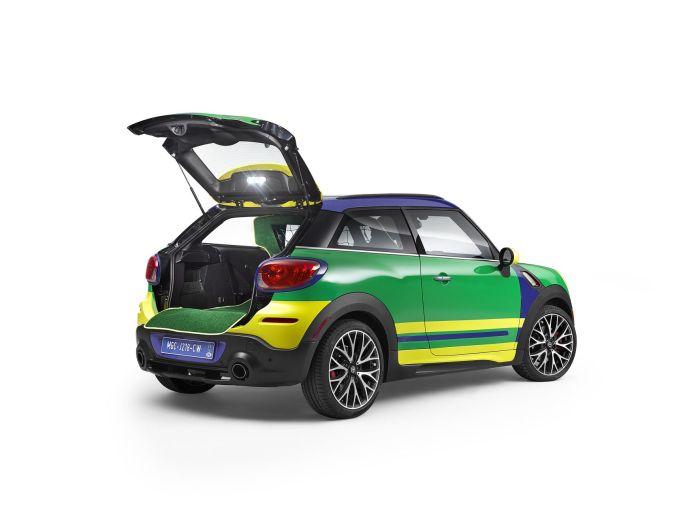 MINI Paceman GoalCooper 3