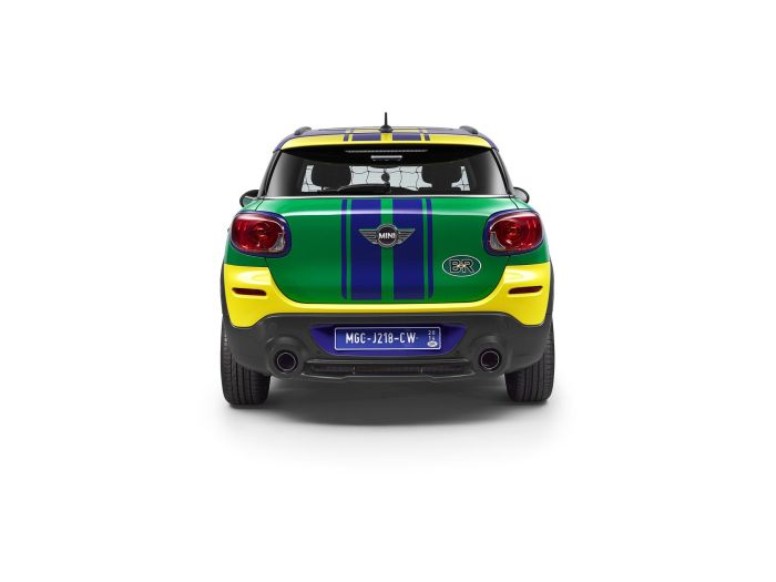 MINI Paceman GoalCooper 5