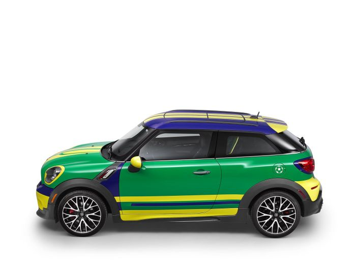 MINI Paceman GoalCooper 9