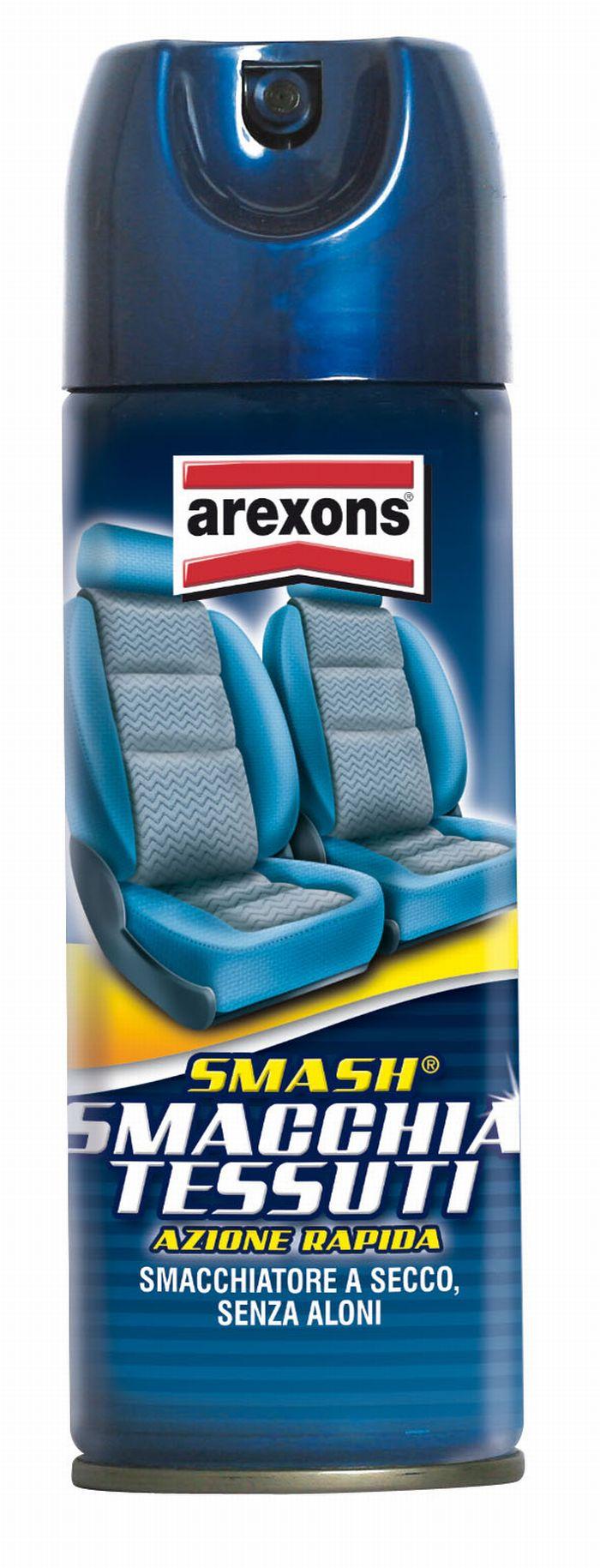 Linea Car Care Arexons: Smash Smacchia Tessuti