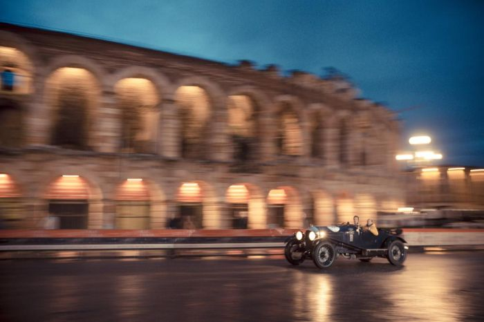 Bentley Blowers primed for classic Mille Miglia challenge 1