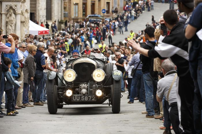 Bentley Blowers primed for classic Mille Miglia challenge 2