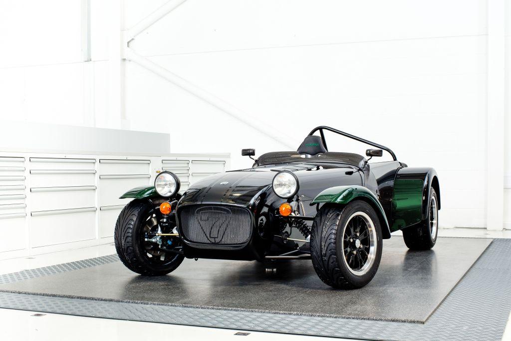 Caterham Seven designed by Kamui Kobayashi
