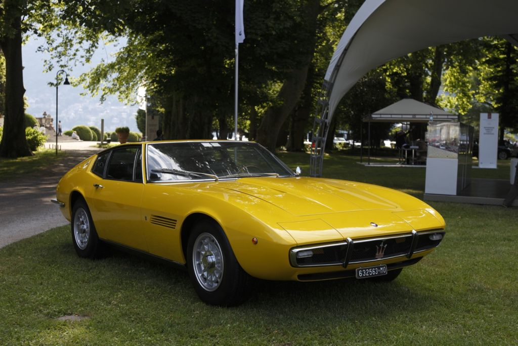 Concorso d'Eleganza di Villa d'Este 2014 apoteosi Maserati 3
