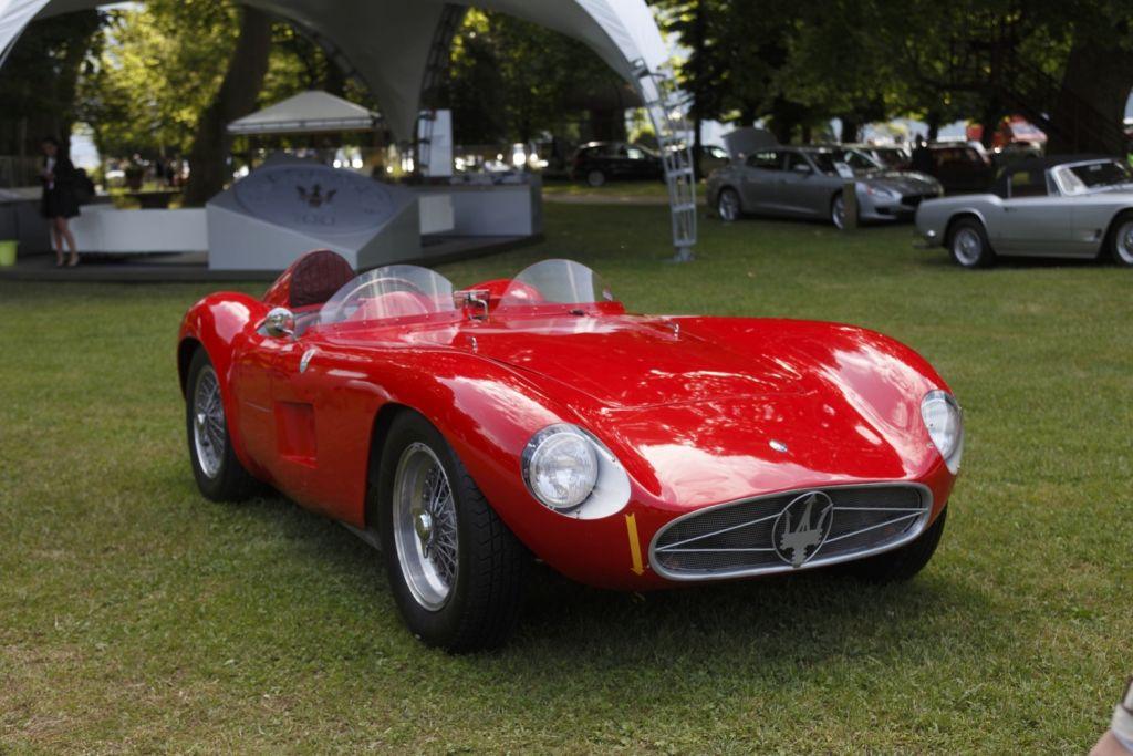 Concorso d'Eleganza di Villa d'Este 2014 apoteosi Maserati 5