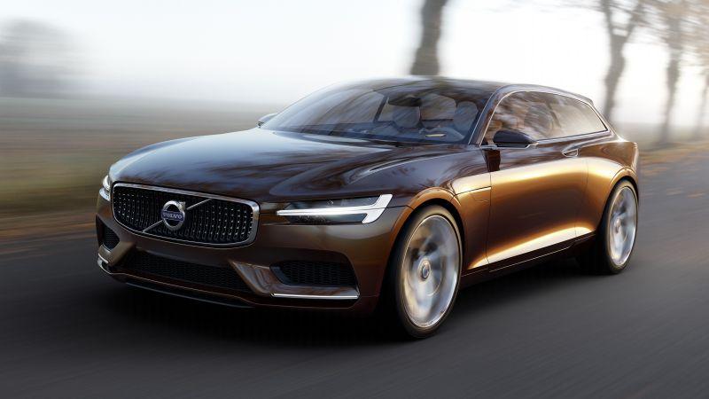 ES, una sigla storica di Volvo, torna a vivere con la Concept Estate 1