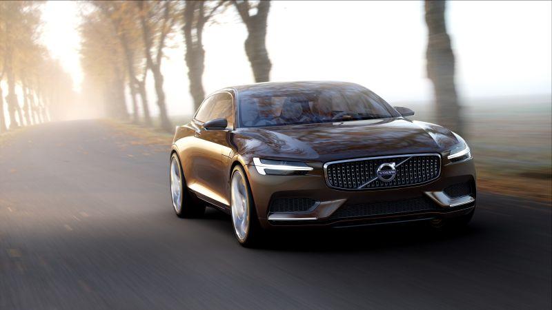 ES, una sigla storica di Volvo, torna a vivere con la Concept Estate