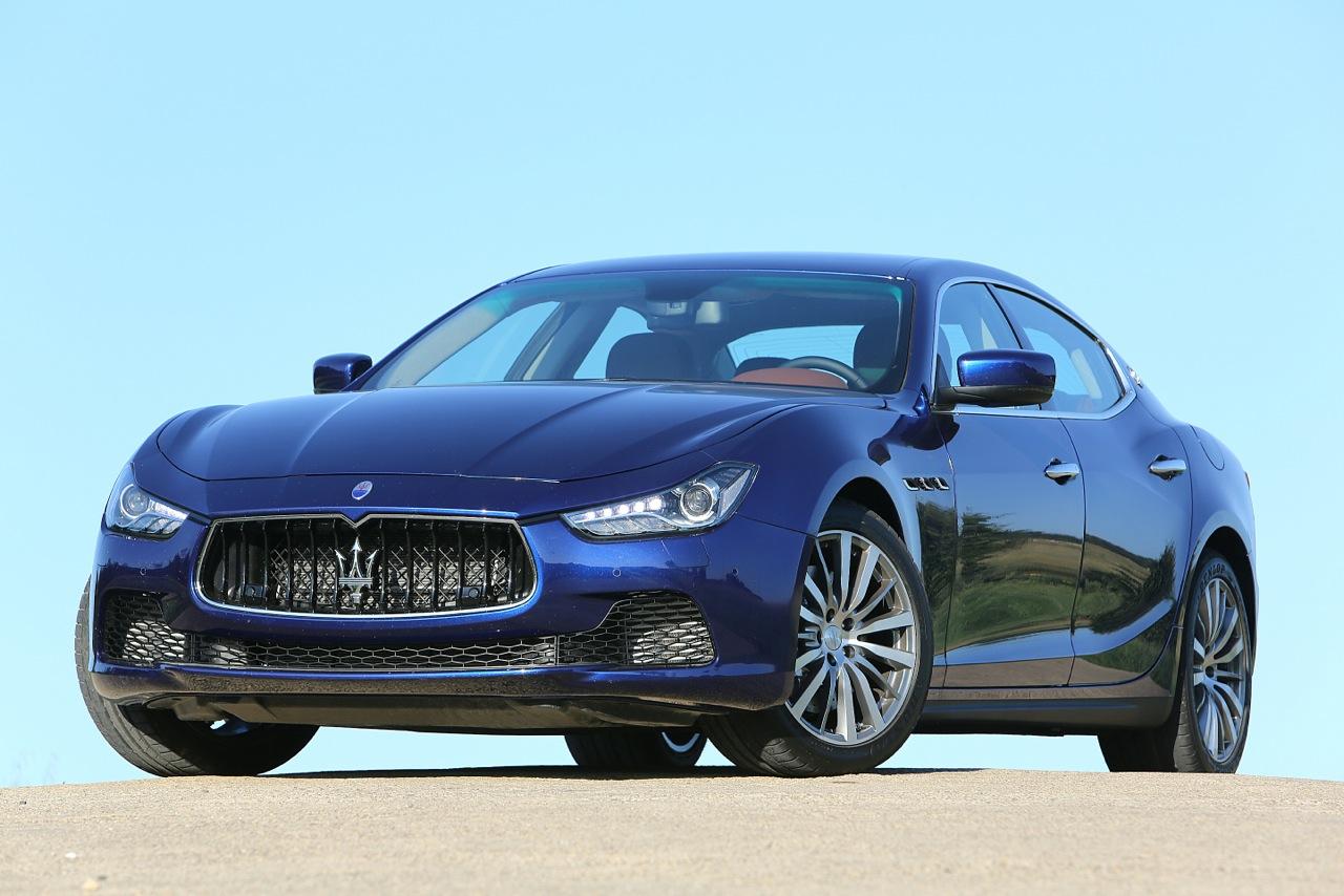 Maserati è Main Sponsor del 60° Taormina Film Fest