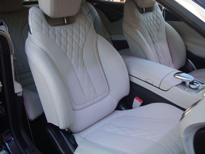 Mercedes-Benz Classe S Coupé, anteprima italiana 7