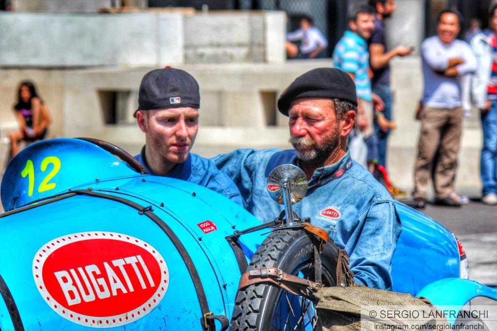 Mille Miglia: l'edizione 2014 raccontata con le foto di Sergio Lanfranchi
