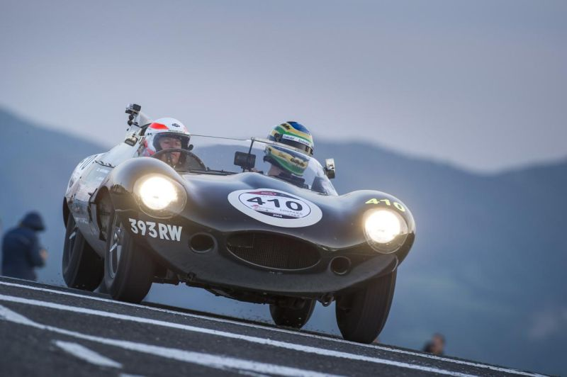 Mille Miglia JD Classics celebrates another successful finish in Italy 1