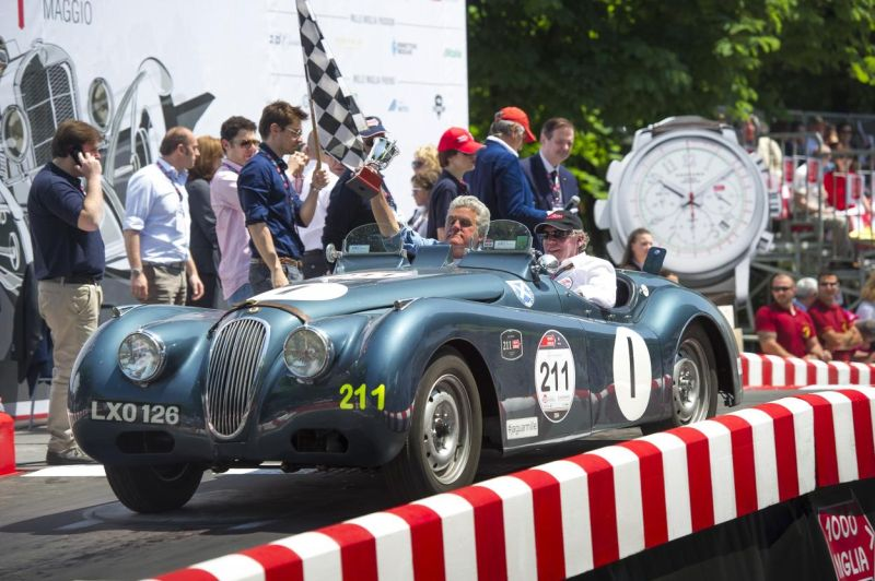 Mille Miglia JD Classics celebrates another successful finish in Italy 2