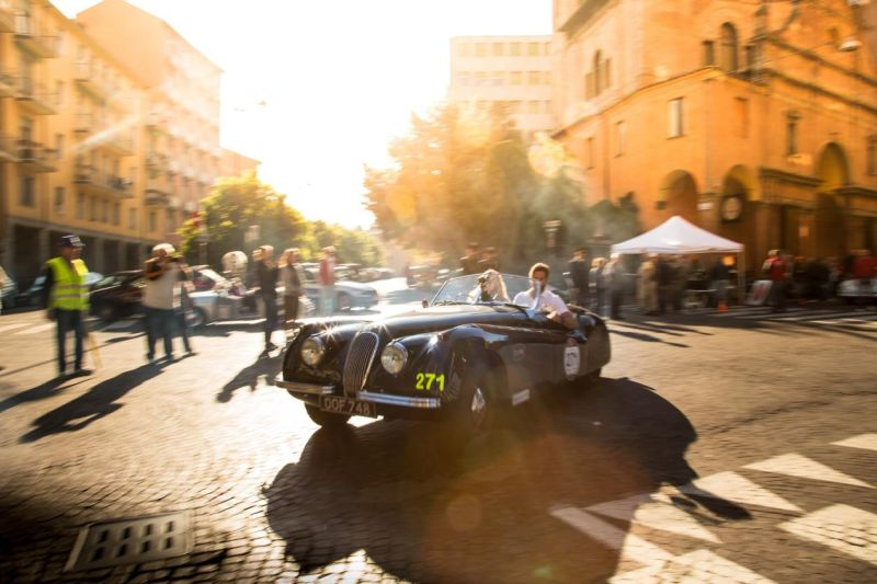 Mille Miglia JD Classics celebrates another successful finish in Italy 4