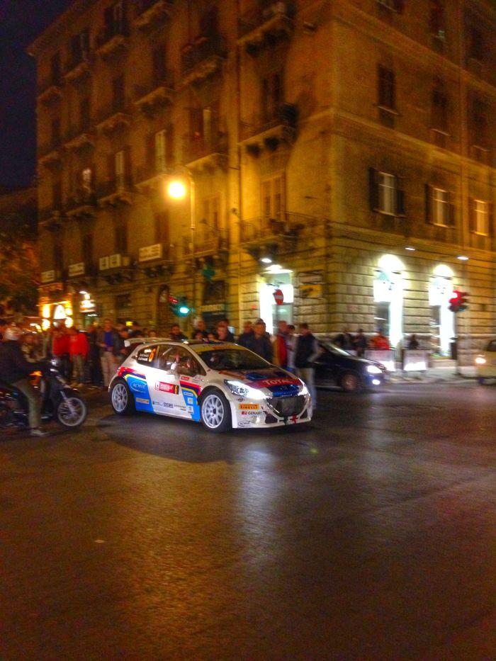 Rally Targa Florio 2014: Andreucci su Peugeot 208 T16 imperatore di Sicilia!