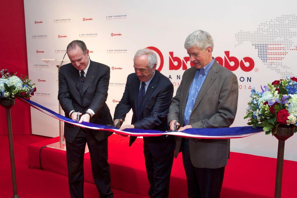 Brembo cresce in USA: nuovo impianto di Homer – Michigan