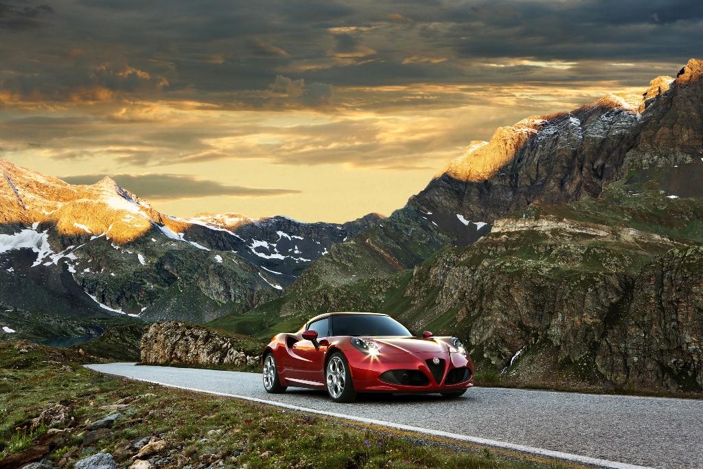 Alfa Romeo 4C e 4C Launch Edition: in vendita presso 82 dealer in USA e 4 in Canada