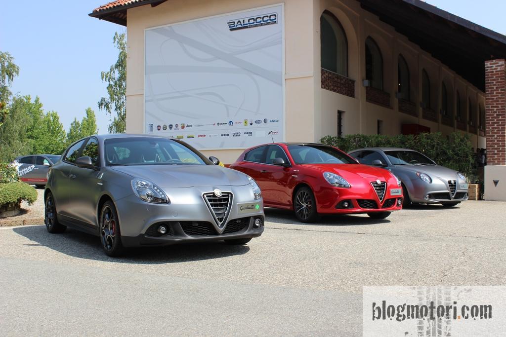 Alfa Romeo Giulietta Quadrifoglio Verde - Alfa Romeo Mito Quadrifoglio Verde 04