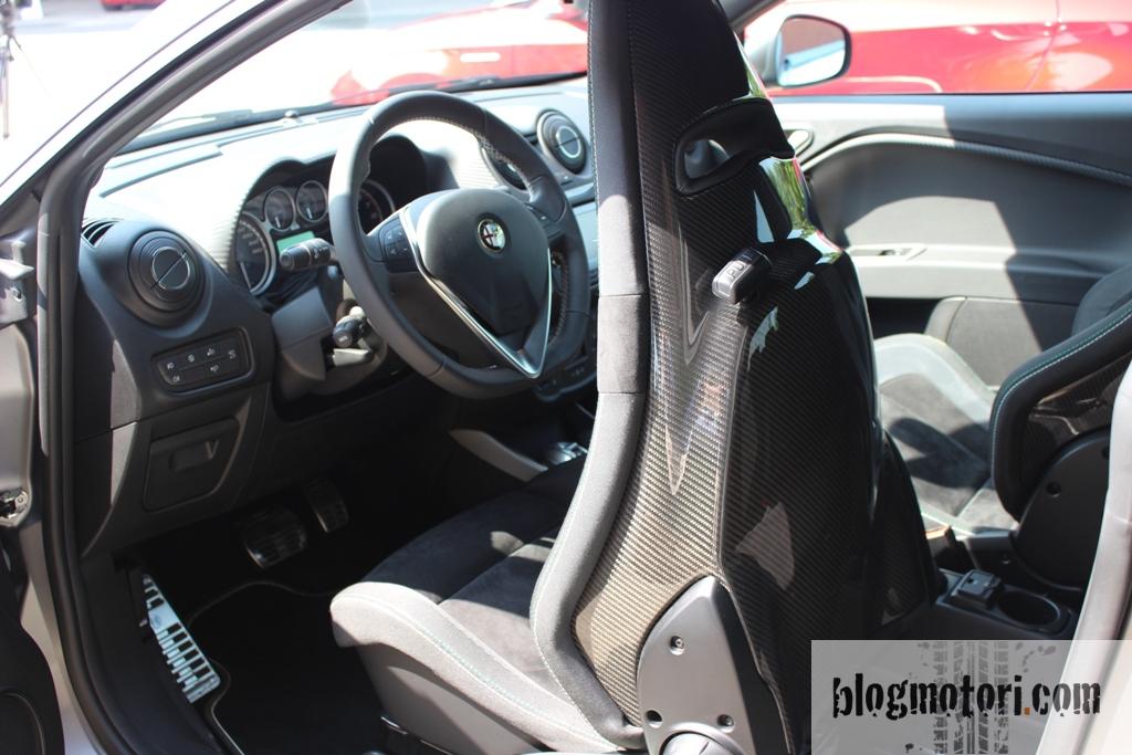 Alfa Romeo Giulietta Quadrifoglio Verde - Alfa Romeo Mito Quadrifoglio Verde 10
