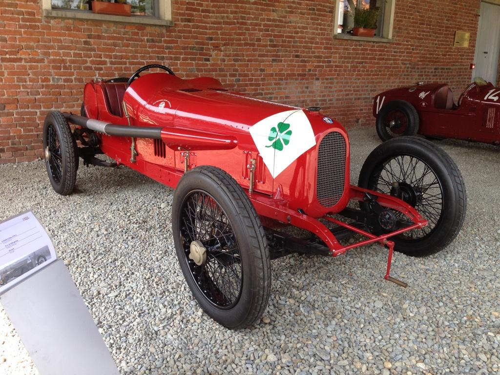 Alfa Romeo Quadrifoglio Verde: un glorioso passato torna alla ribalta