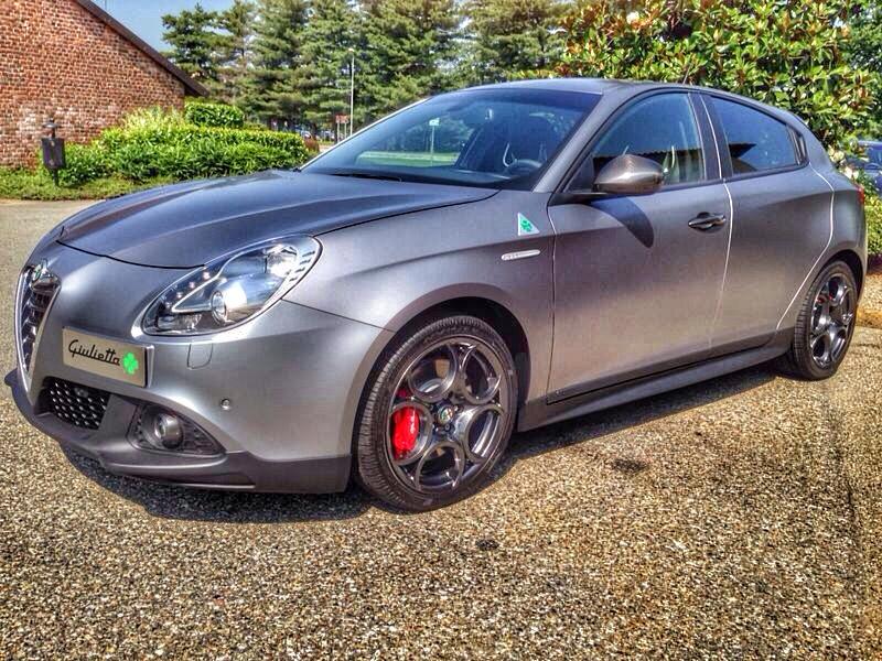 Alfa Romeo Giulietta e Mito 'Quadrifoglio Verde': oggi in prova al Circuito di Balocco