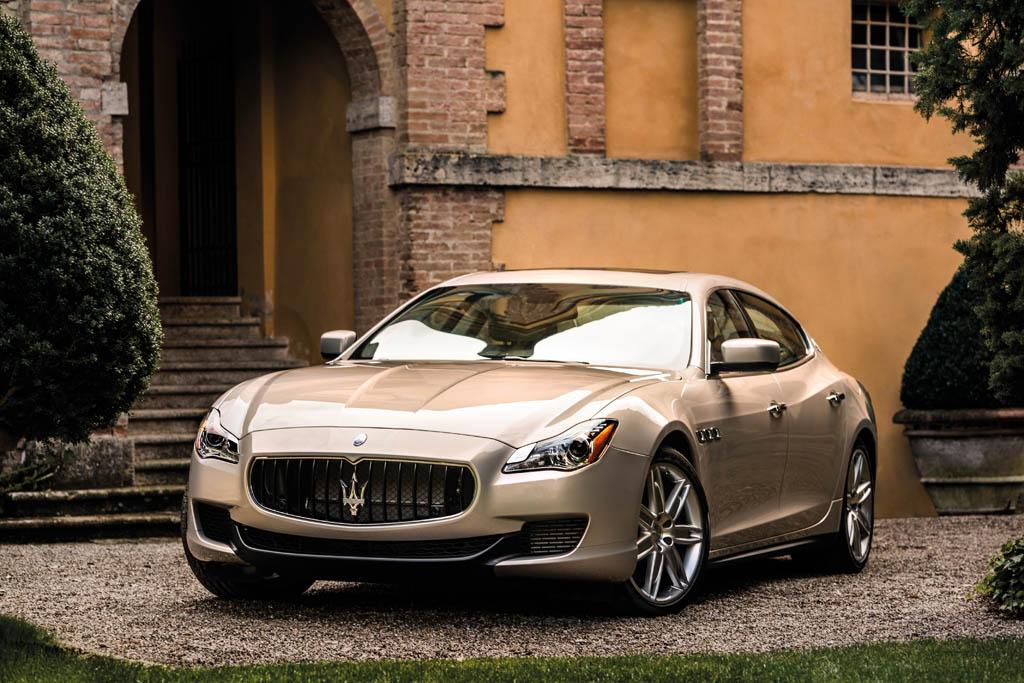 Maserati: 112 nuove unità immatricolate in Italia a maggio