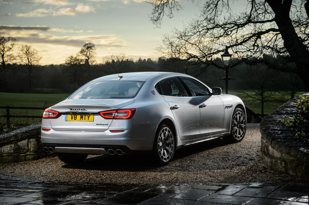 Maserati: 113 new registrations in UK (+223%)