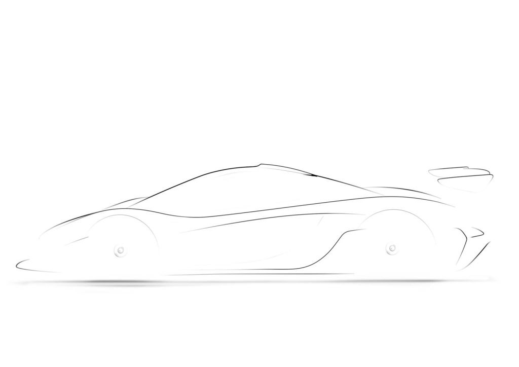 McLaren Automotive sceglie un nome storico per il suo ultimo modello da circuito, la McLaren P1 GTR
