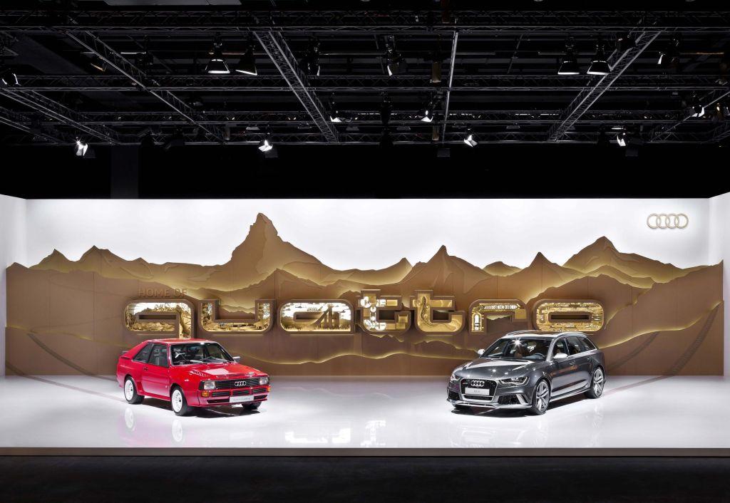 Audi quattro la storia della trazione integrale nel segmento premium