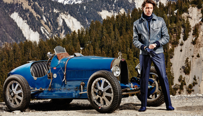 EB – Ettore Bugatti Collection 2014/2015