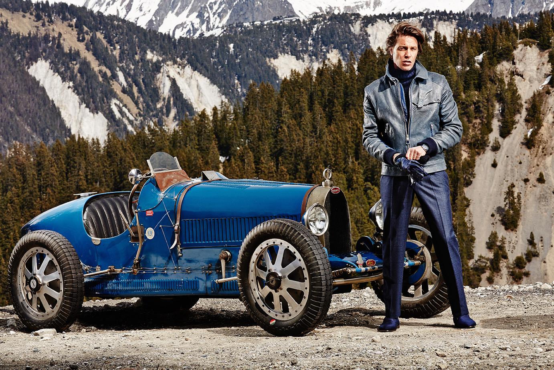 EB – Ettore Bugatti Collection 2014/2015