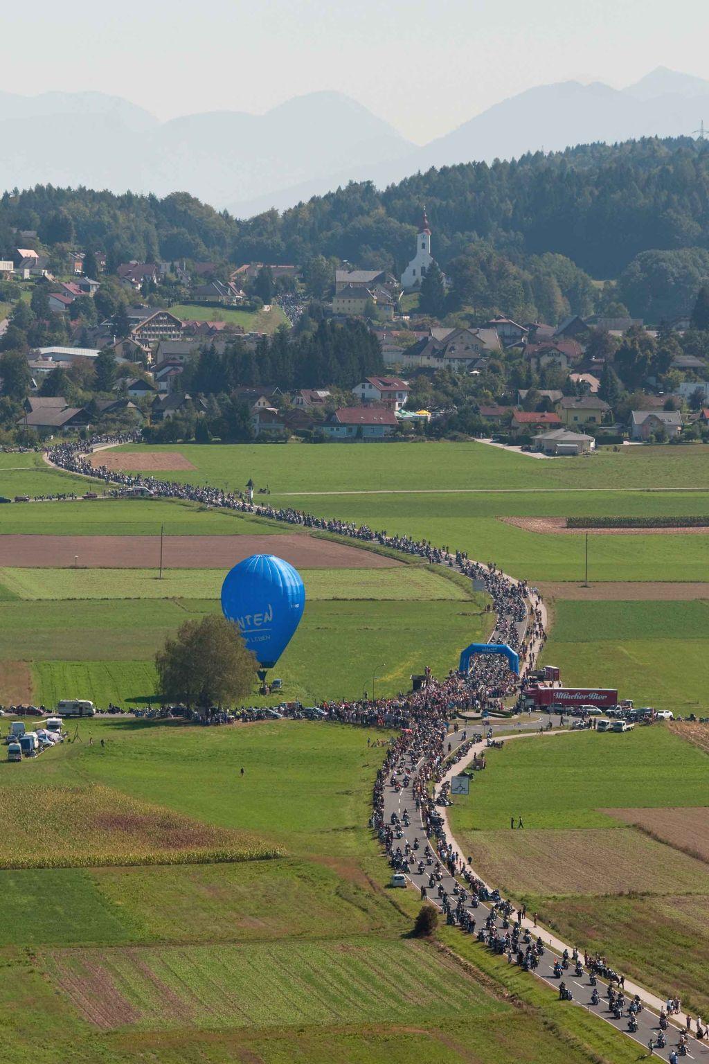 European Bike Week 2014: sulle sponde del Lago di Faak, un mega raduno da non perdere