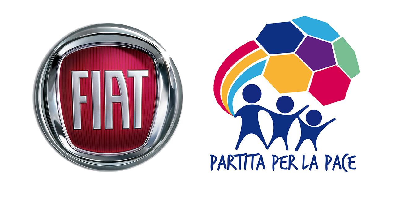 """Fiat e il mondo dello sport. Top Partner della """"Partita Interreligiosa per la Pace"""""""