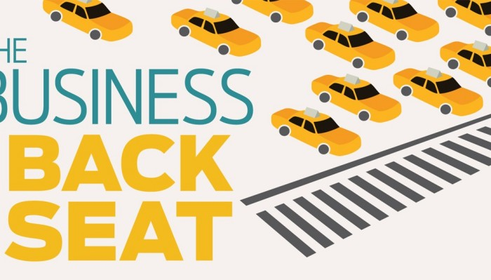"Il business del ""back seat"" in una infografica"