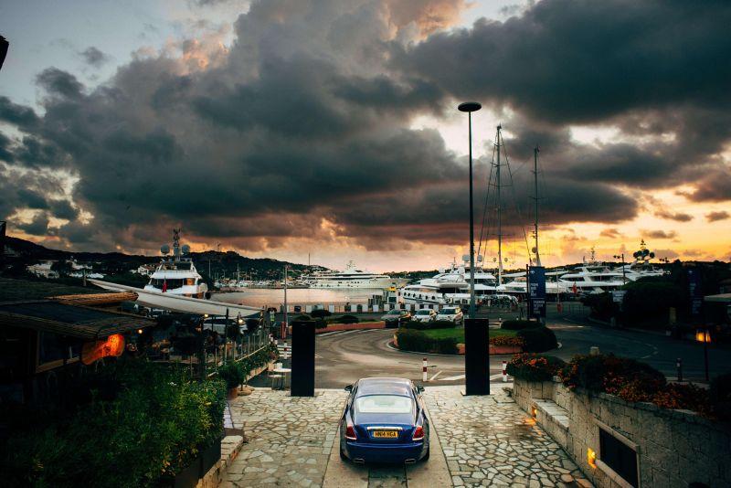 Rolls-Royce 'Summer Studio' a Porto Cervo in Costa Smeralda