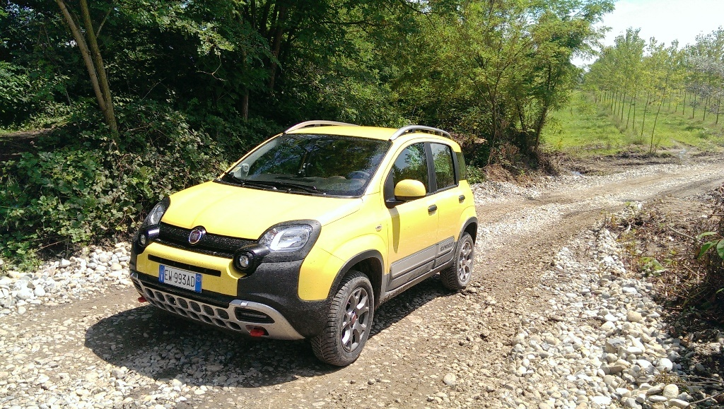 Test Drive Fiat Panda Cross - Freemont Cross - BlogMotori.com18