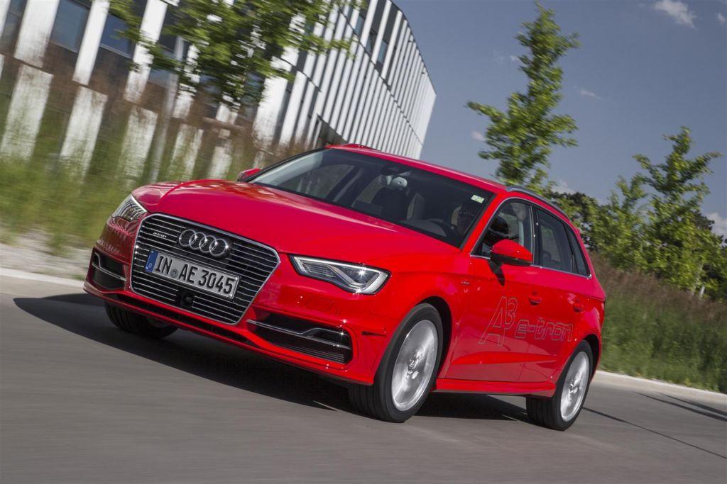 Il futuro della mobilità secondo Audi: la A3 Sportback e-tron arriva in Italia