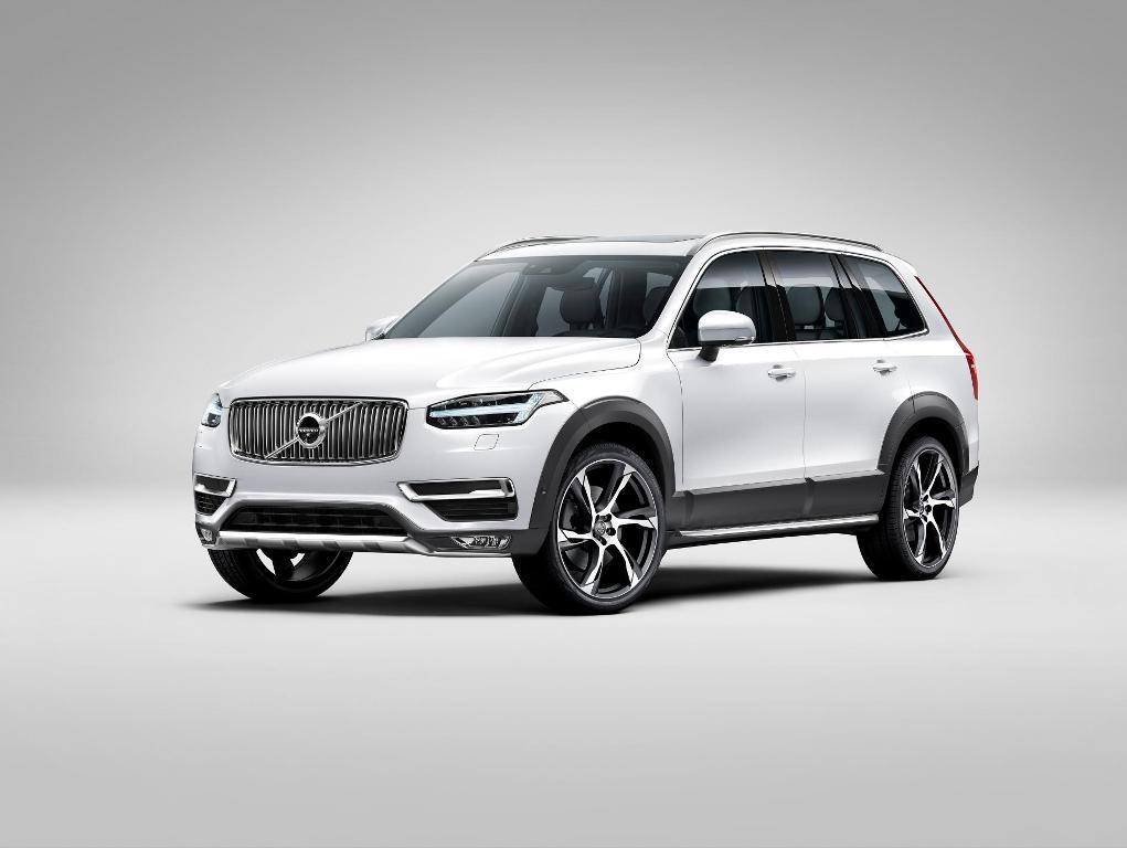 Volvo svela la nuova XC90. Tutte le immagini ufficiali