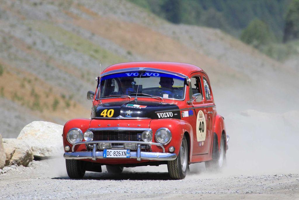 Volvo parteciperà al Salone Auto d'Epoca di Padova. Festa per i 20 anni del Registro Volvo