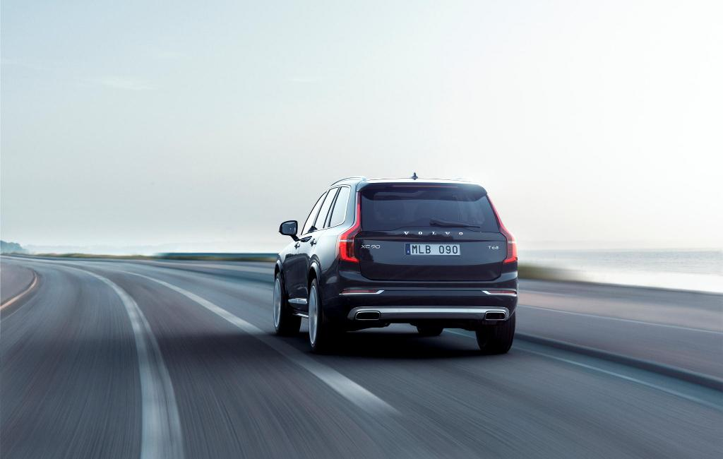 "Nuova Volvo XC90 ""First Edition"":  disponibile esclusivamente in e-commerce"