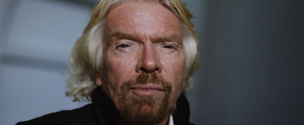 Sir Richard Branson on life's big adventures