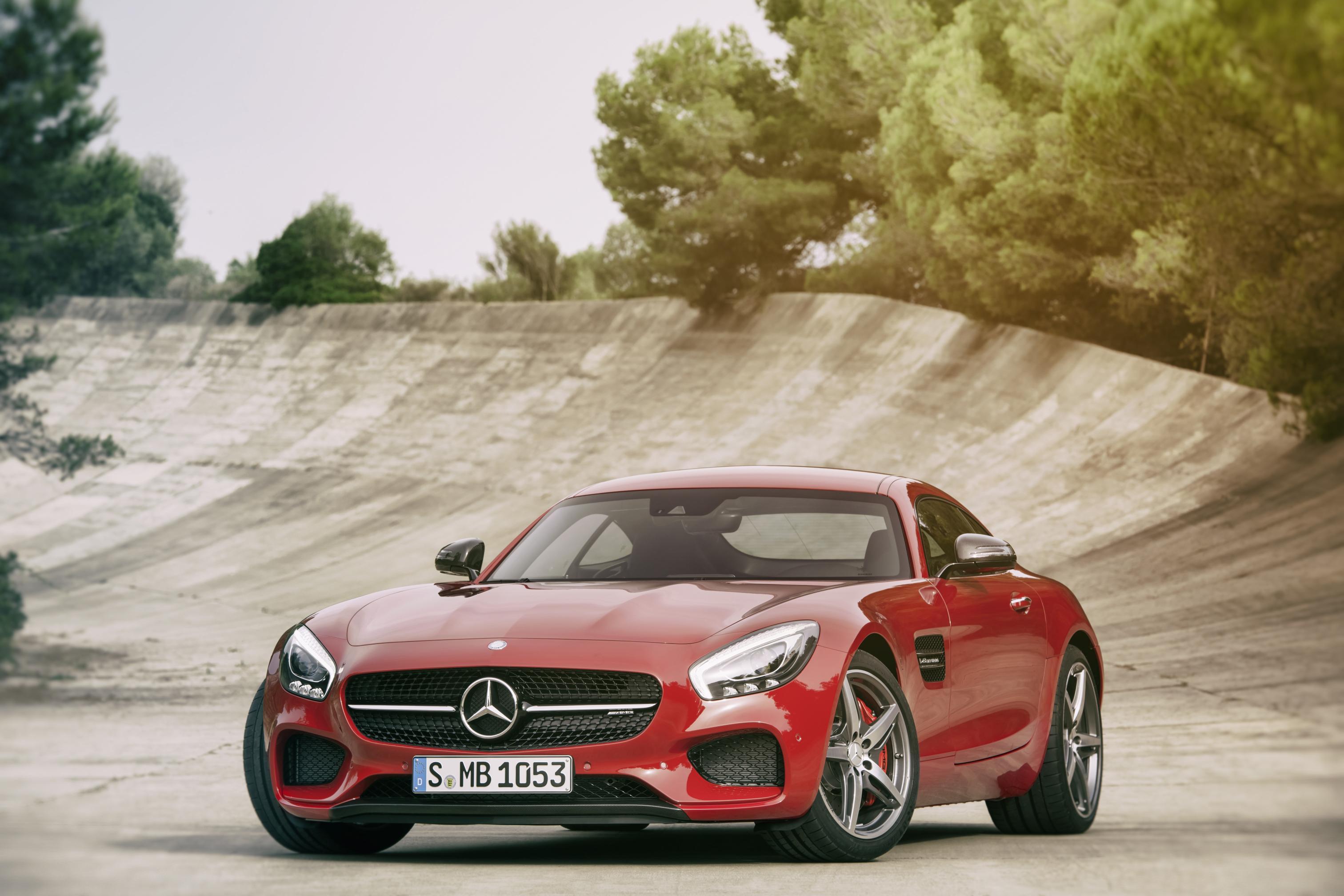 Mercedes-AMG GT:  ecco la nuova supercar Made in Germany