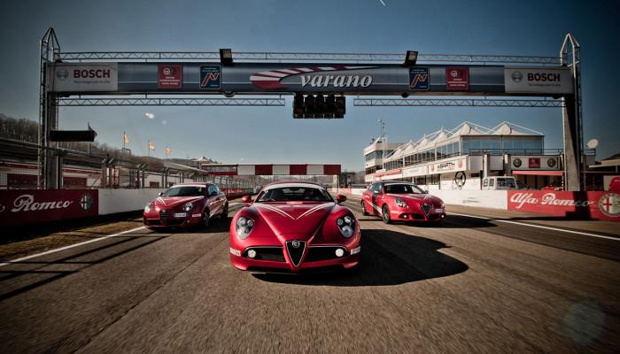 Alfa Romeo: riprende a ottobre il Corso di Guida Evoluta 2014